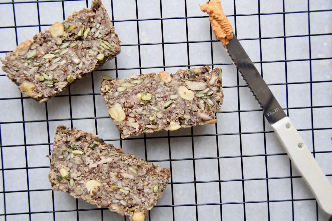 Gezond glutenvrij brood