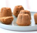 Glutenvrije appel-kaneel cakejes