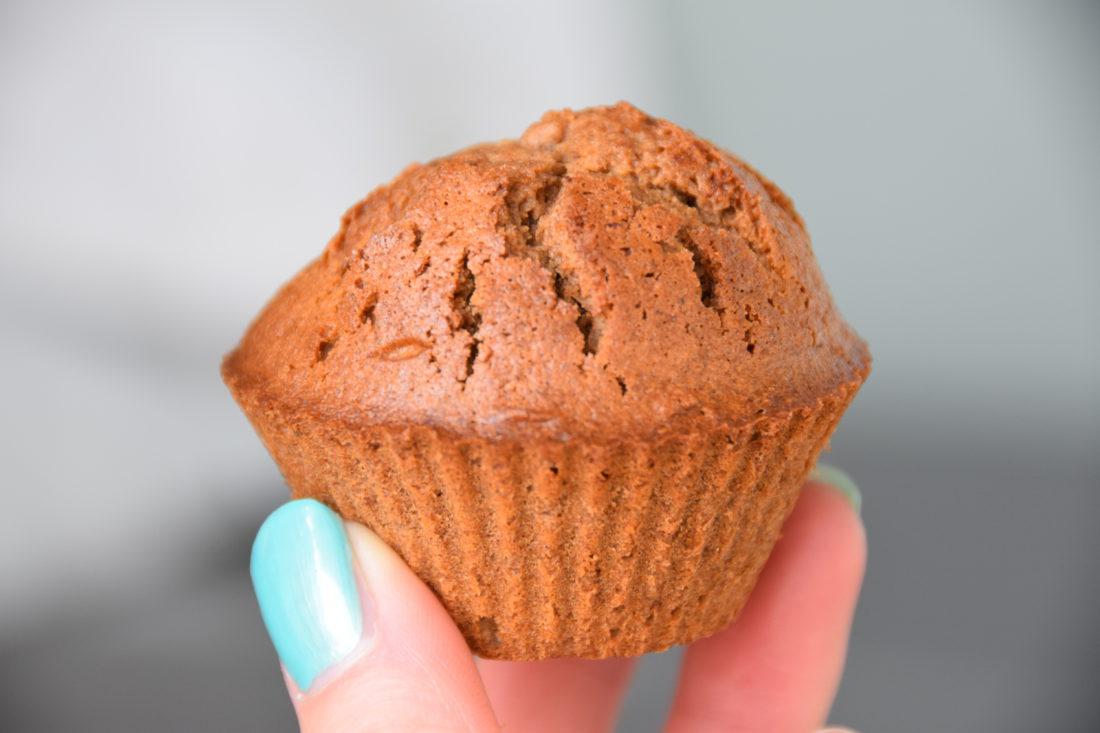 glutenvrije speculaas muffins