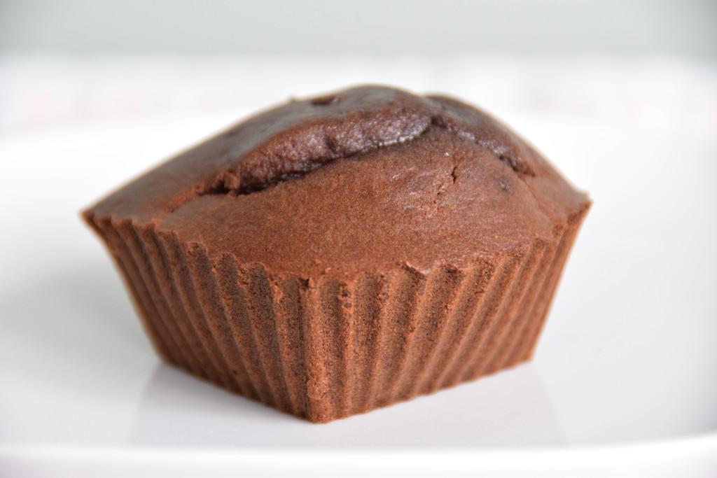 Carobe muffin