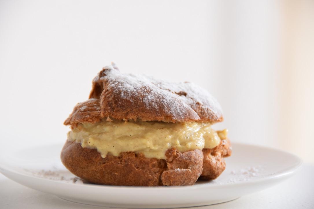 Glutenvrije en lactosevrije soesjes