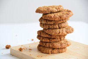 Glutenvrije Anzac biscuits