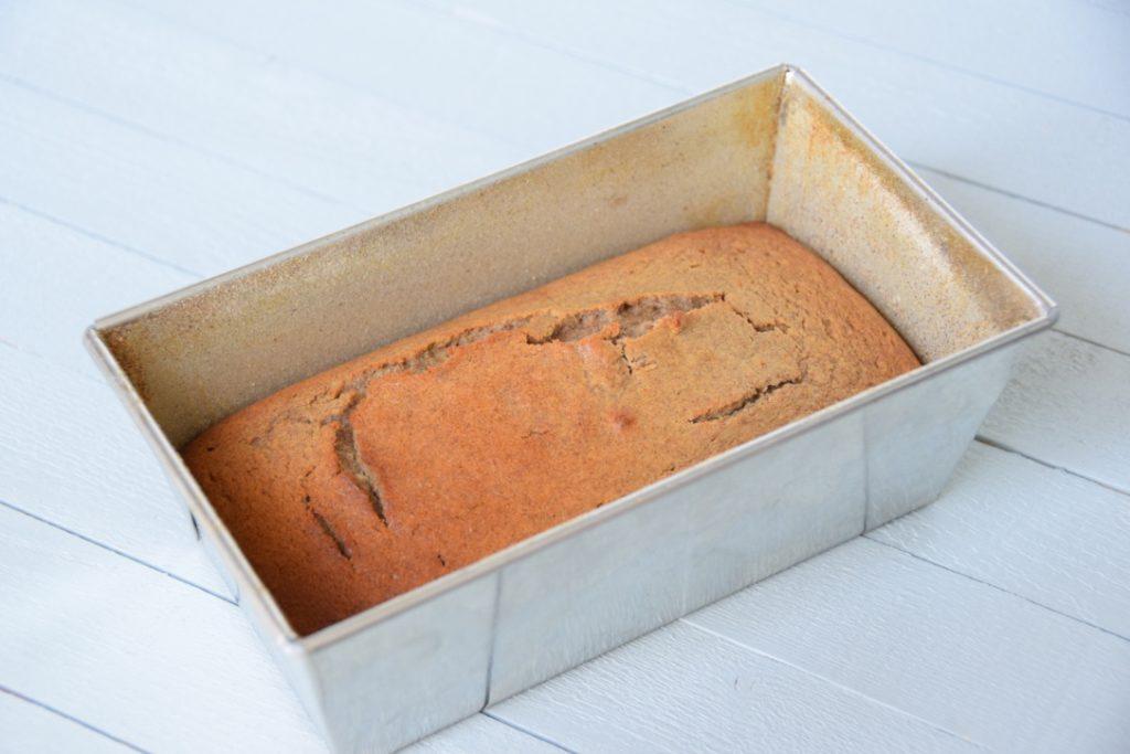 glutenvrije cake van bakbananenmeel